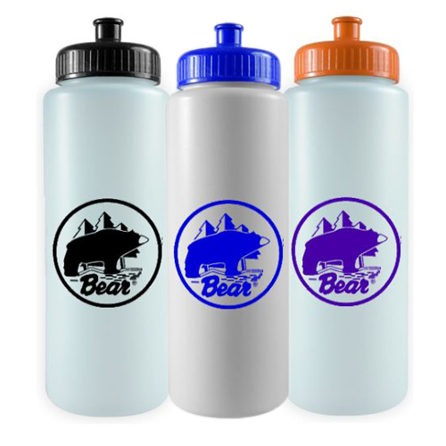 Promotional Sport Bottle - BPA Free- 32 oz