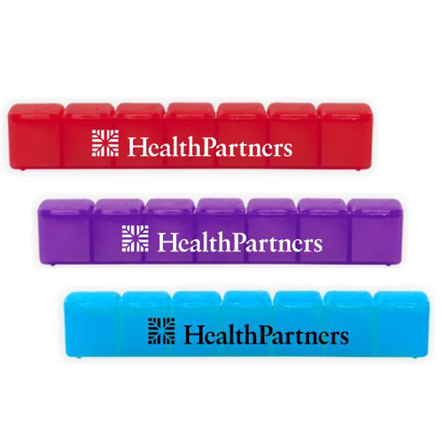 Promotional 7- Day Pillcase