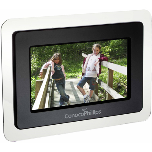Promotional 7 Inch Desktop Digital Photo Frame