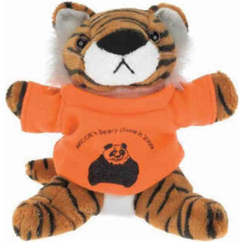 Promotional So Soft Laying Golf Tiger Beanie