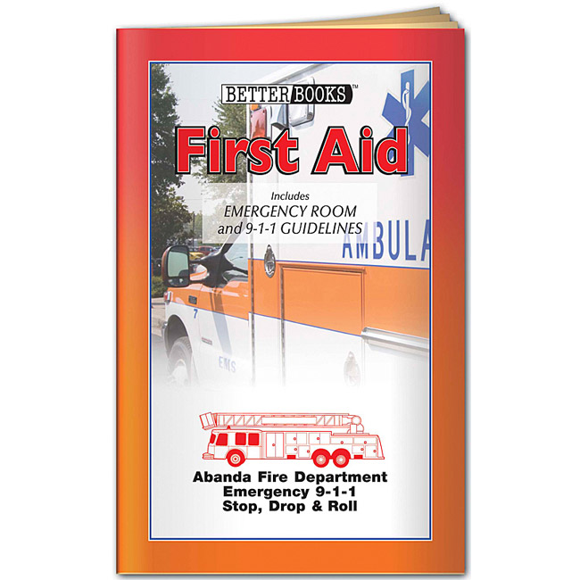 Promotional Better Book First Aid