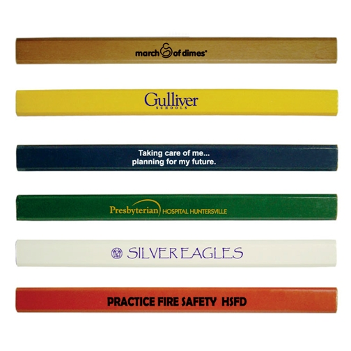 Promotional Carpenter Pencils