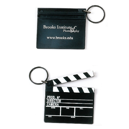 Promotional Clapboard Key Chain
