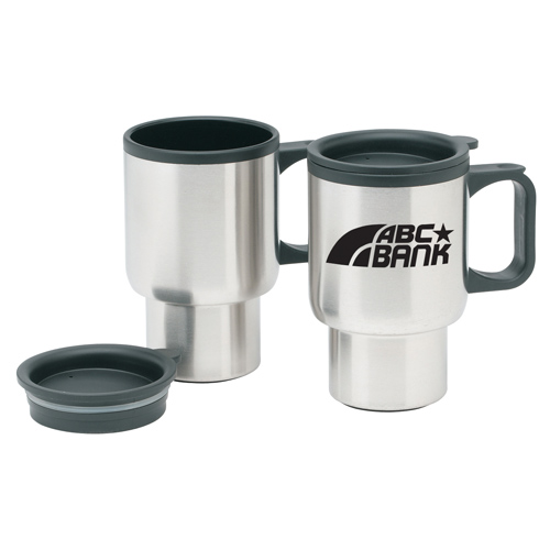 Promotional Commuter Mug 14oz