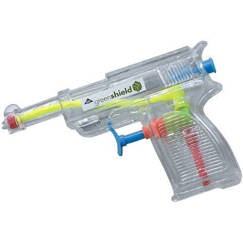 Promotional Crystal Water Gun