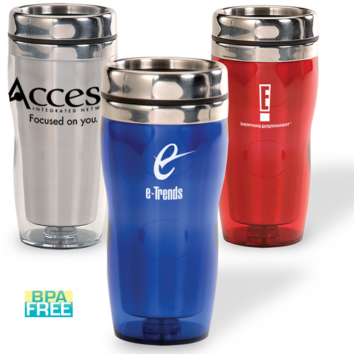Promotional Curvy Tumbler