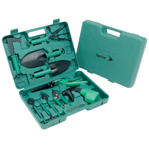 Promotional Deluxe 10 Piece Garden Tool Set