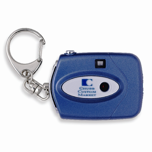 Promotional Digital Camera Keychain