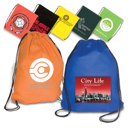 Promotional Econo String Backpack