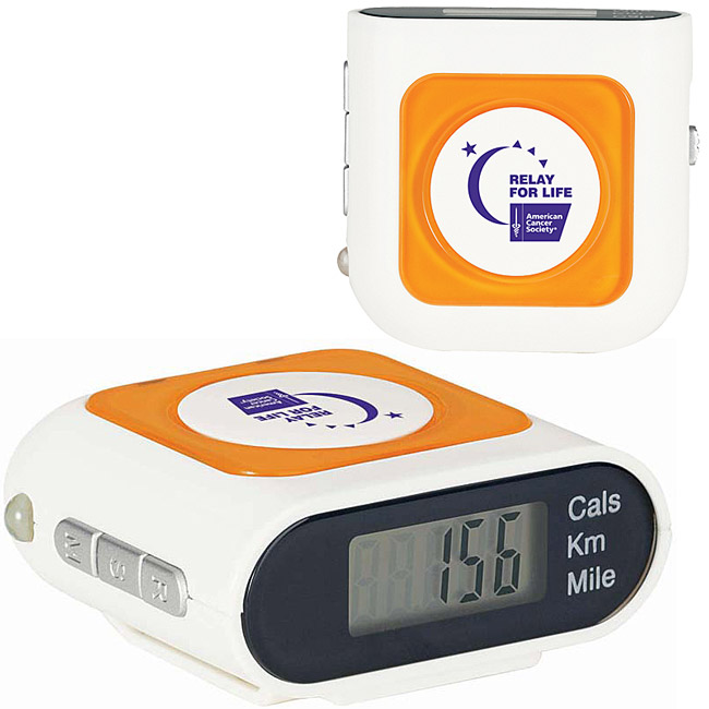 Promotional Safety Pedometer