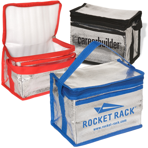 Promotional Ice 6-Can Cooler