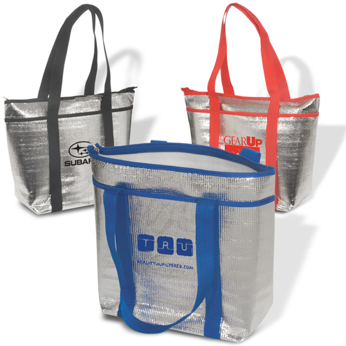 Promotional Ice Grocery Tote