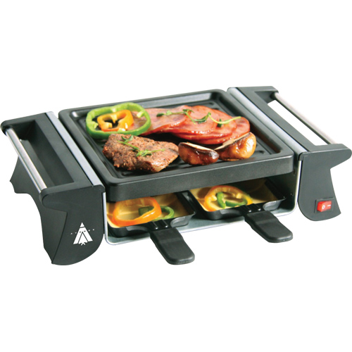 Promotional Indoor Electric Raclette Grill