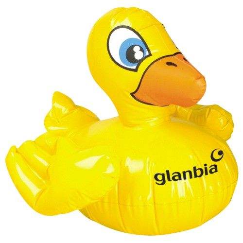 Promotional Inflatable Rubber Duckie