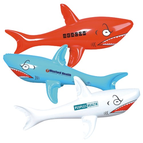 Promotional Inflatable Shark