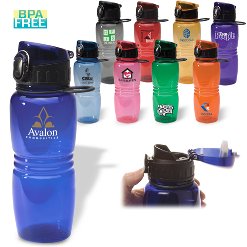 Promotional Junior Flip-Top Bottle