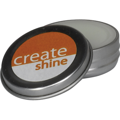 Promotional Natural Lip Balm in Round Tin