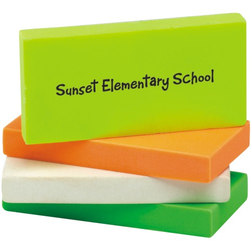 Promotional Rectangular Eraser