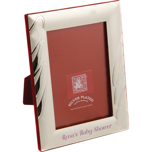 Promotional Silver Plated Picture Frame