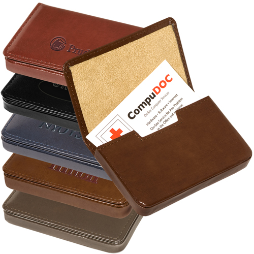 Promotional Soho Magnetic Card Case