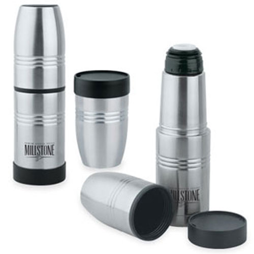 Promotional Stainless Steel Vacuum Bottle 18oz