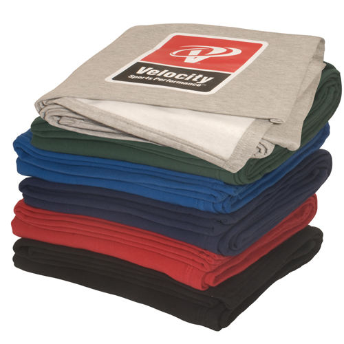 Promotional Sweatshirt Blanket