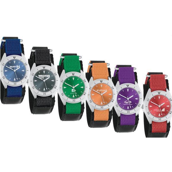 Promotional Unisex Canvas Sport Watch
