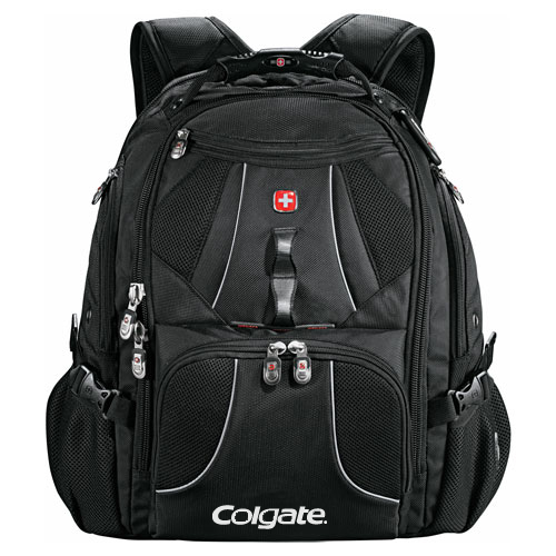 Promotional Wenger� Mega Compu-Backpack