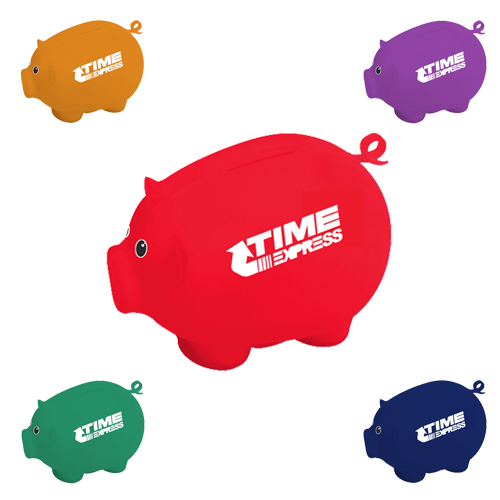 Promotional Action Piggy Bank