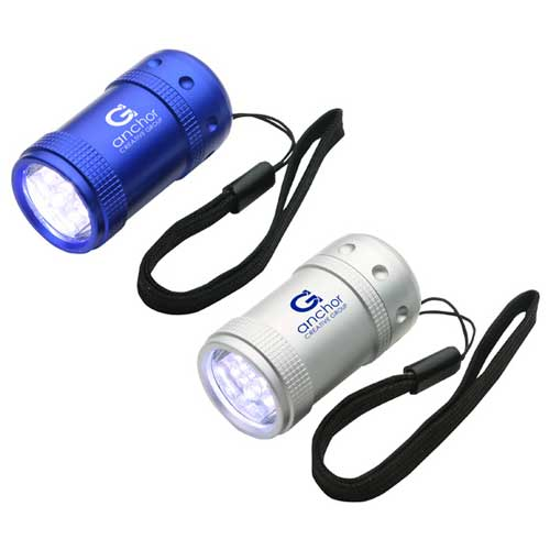 Promotional Aluminum Gizmo LED Light