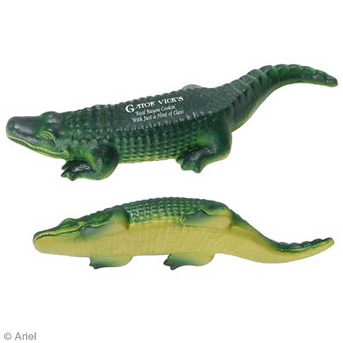 Promotional American Alligator Stress Reliever