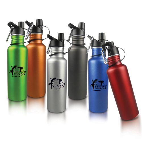 Promotional Arctic Aluminum Sport Bottle