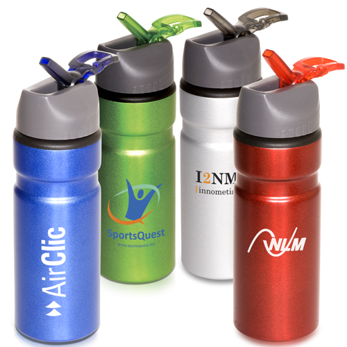Promotional Badlands Aluminum Bottle