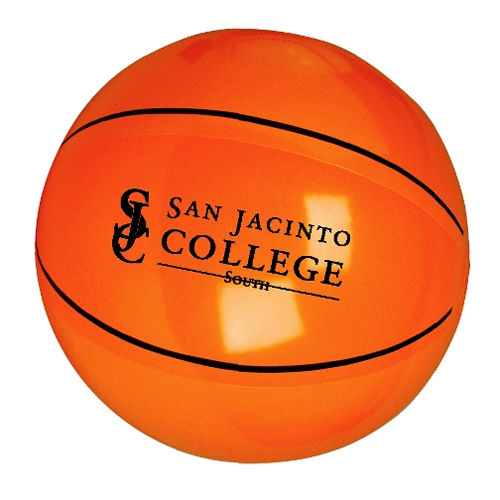 Promotional Basketball Beach Ball - 9