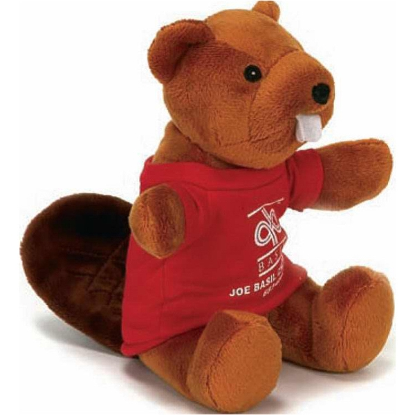 Promotional Beaver Stuffed Animal