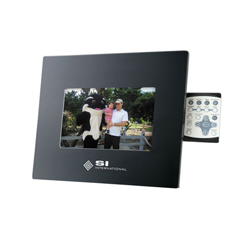 Promotional Black Digital Photo Frame