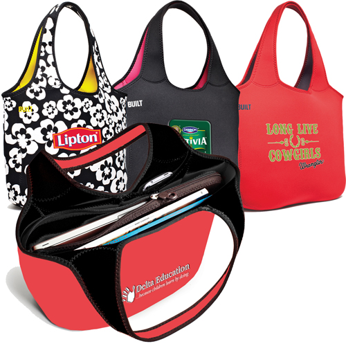 Promotional BUILT® Laptop Tote Bag 16