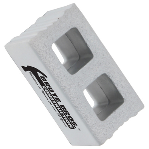 Promotional Cement Block Stress Reliever