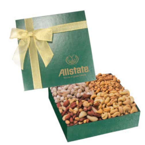 Promotional Chairman Gift Box Nut Mix