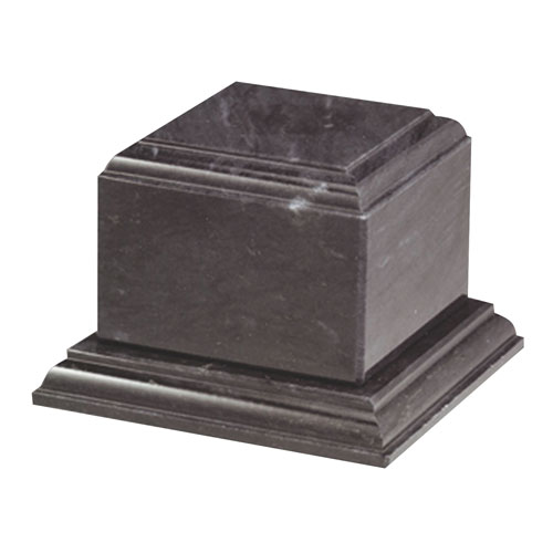 Classic Black Marble Base - Small