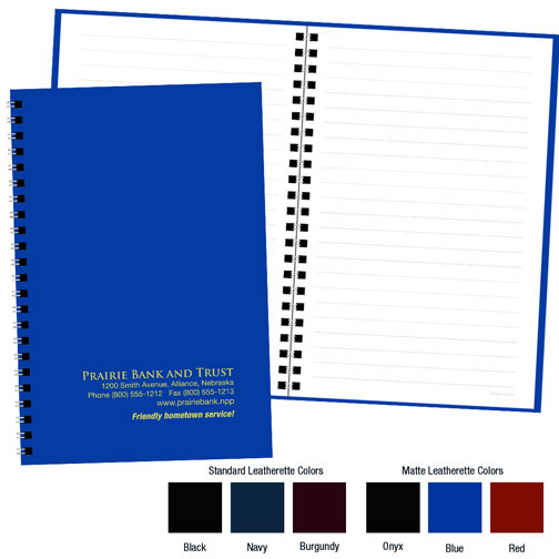 Promotional Classic Notebook