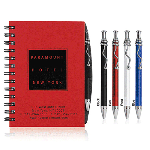 Promotional Classic Pen Safe Journals