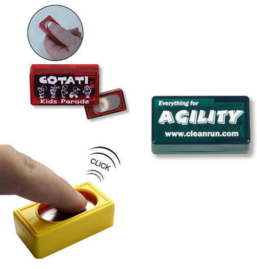 Image gallery noise clickers for Www clickerproducts com