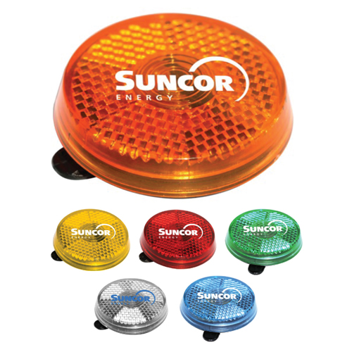 Reflector Safety Light Quot Clip It On Quot