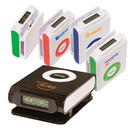 Promotional Clip 'N Step Meter