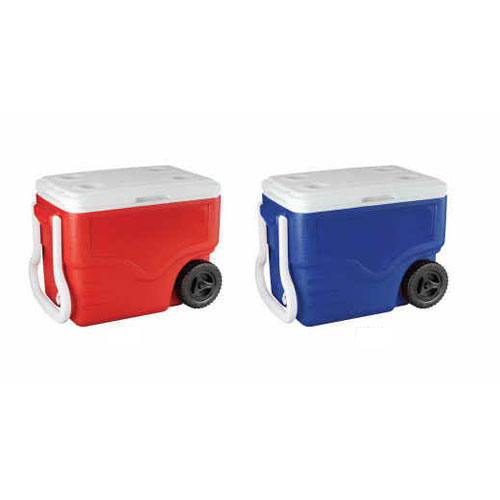 Promotional Coleman� 40-Quart Wheeled Cooler