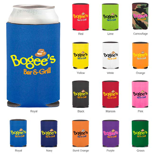Promotional Collapsible Koozie