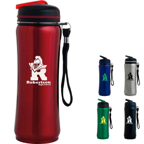 Promotional Contemporary Sports Bottle - 23oz