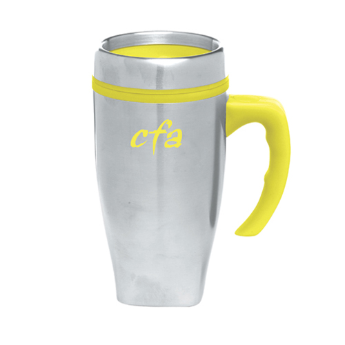 Promotional Continental Stainless Mug