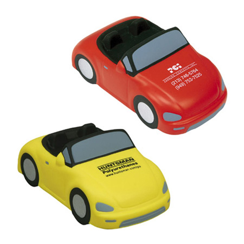Promotional Convertible Car Stress Reliever